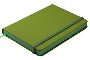 Ежедневник недатированный Buromax TOUCH ME A5 салатовый 288 стр (BM.2028-15)
