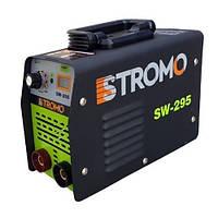 Инверторный сварочный аппарат (Сварочный инвертор) Stromo SW-295 технология IGBT Гарантия 2 года + Кейс
