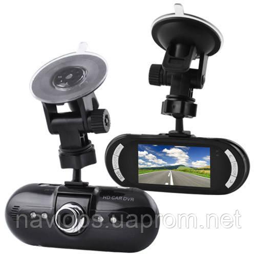 Автомобільний відеореєстратор L5000, 2, 8', 1080P Full HD