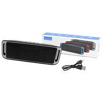 Bluetooth-колонка SC-208 c функцией speakerphone, радио, grey, фото 1