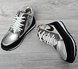 Современные женские зимние ботинки (БТ-6ср), фото 9