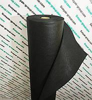 """Геотекстиль черный для дорожек """"Shadow"""" 150 г\м2 (1,6х25 м)."""