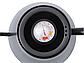 Чайник для заваривания кофе с термометром BaristaSpace 850 мл Чёрный (Н3), фото 5