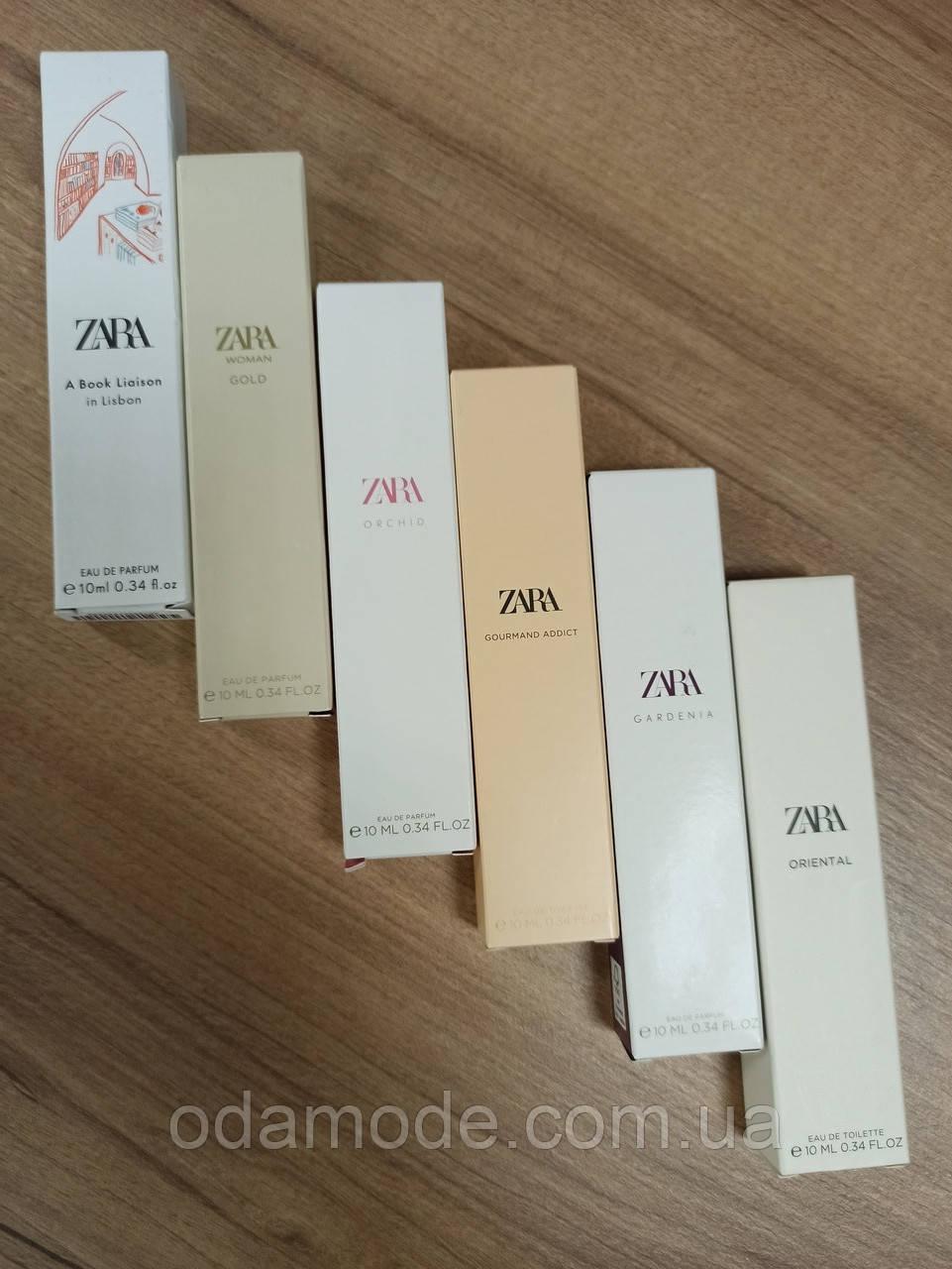 Жіночі парфуми ZARA Gourmand Addict Gardenia Oriental Gold 10ml