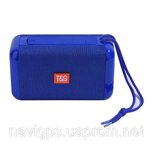 Bluetooth-колонка SPS UBL TG163, c функцией speakerphone, радио, blue