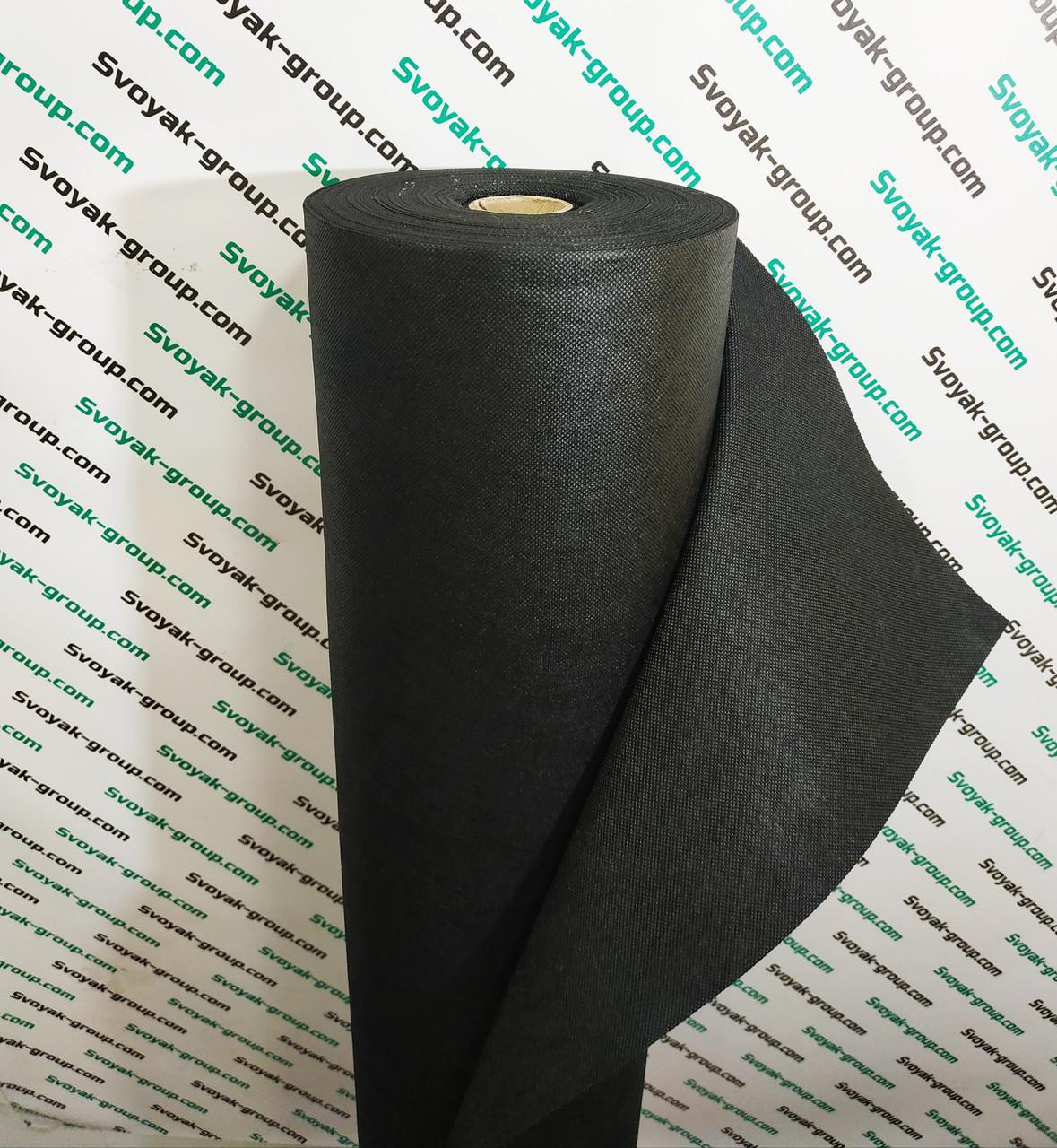 "Геотекстиль черный ""Shadow"" 150 г\м2 (3,2х25 м)."