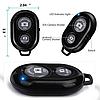Bluetooth пульт для телефона, селфи-палки, штатива, фото 2