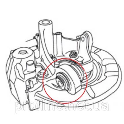Набір для заміни сайлентблоков BMW E38, E39 1115 JTC, фото 2