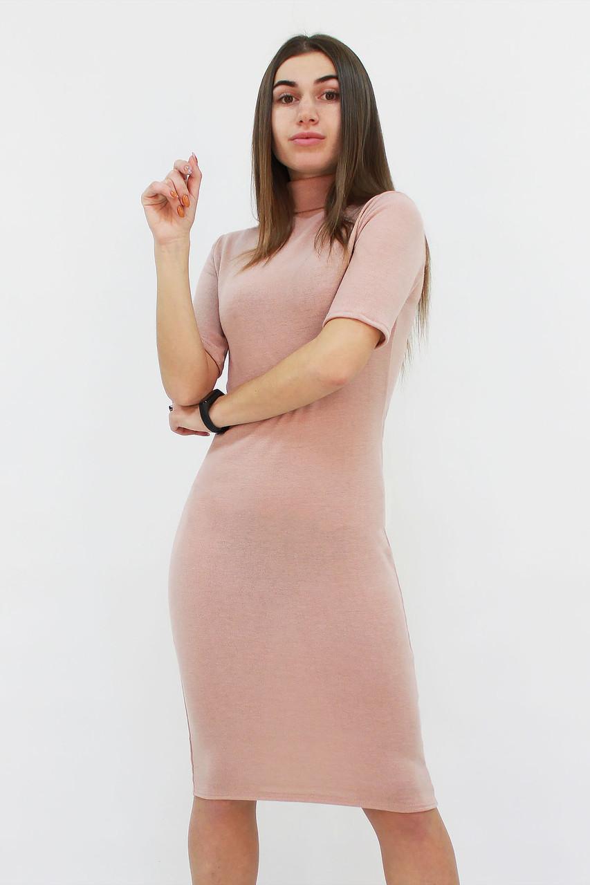Женское ангоровое платье Florida, бежевый