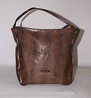 Коричневая женская сумка SilviaRosa