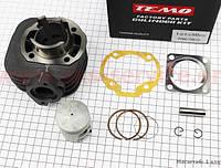 Цилиндр к-кт (цпг) TEMO Suzuki Lets 50сс-41мм (палец 10мм) Тайвань