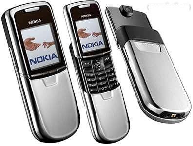 Оригинал Nokia 8800 Classic Silver