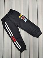 Теплые спортивные штаны на мальчика, фото 1