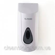 Дозатор рідкого антисептика і дезінфікуючих засобів Rixo Maggio S168WS, фото 2