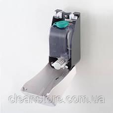 Дозатор рідкого антисептика і дезінфікуючих засобів Rixo Maggio S168WS, фото 3