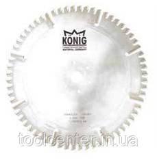 Дисковая фреза Konig для обработки внешнего угла 250х4.5/3.5х20х56/+8