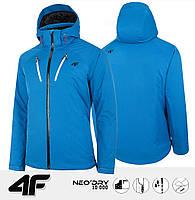 Мужская горнолыжная куртка 4F 2021 M синяя (H4Z20-KUMN005-33S-M), фото 1