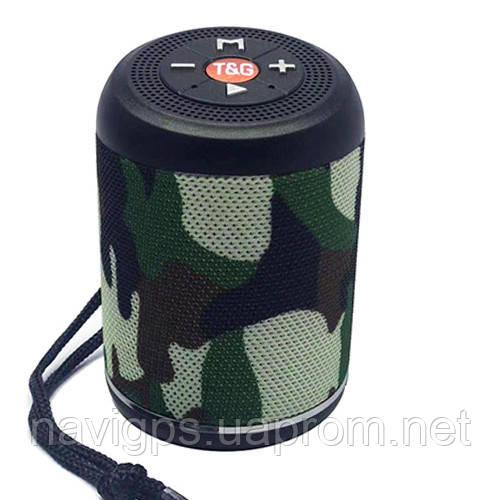 Bluetooth-колонка SPS UBL TG517, c функцією speakerphone, радіо, camouflage