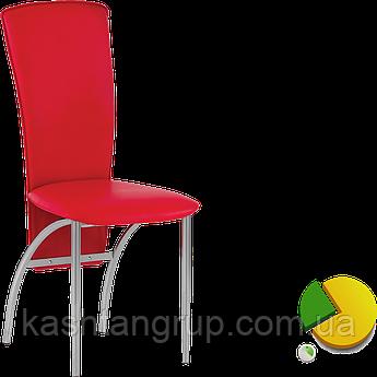 Обеденный стул AMELY chrome (BOX-4)