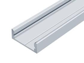 Алюминиевый профиль ЛП-7  для светодиодных лент