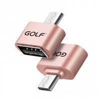 Переходник Golf USB OTG - Micro USB