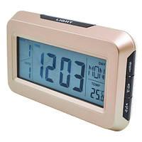 Часы настольные электронные 2616, 3*ААА