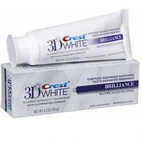 Зубная паста Crest 3d white Brilliance отбеливающая 116 g