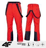 Мужские горнолыжные штаны 4F 2021 M красные (H4Z20-SPMN003-62S-M), фото 1