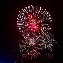"Салютная установка ""КОЗАЦЬКІ РОЗВАГИ"" на 19 выстрелов 50 калибра Фейерверк СУ 50-19, фото 3"