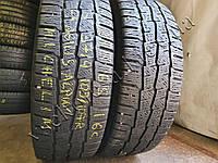 Зимние шины б/у 215/65 R16c Michelin