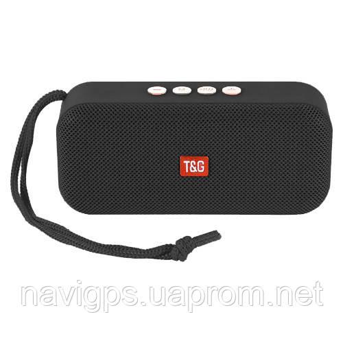 Bluetooth-колонка SPS UBL TG516, c функцией speakerphone, радио, black