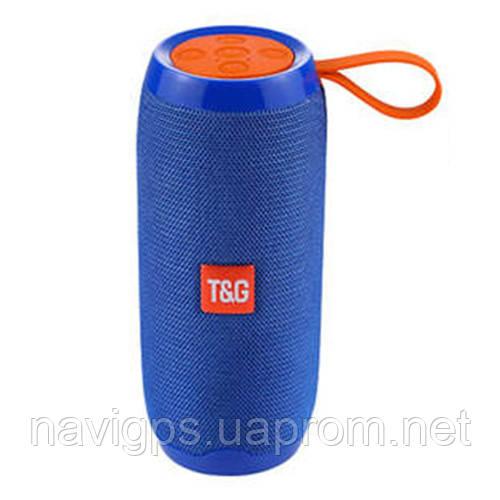 Bluetooth-колонка SPS UBL TG106, c функцией speakerphone, радио, blue
