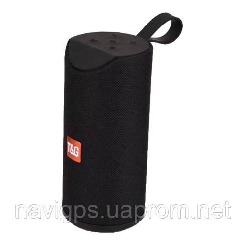 Bluetooth-колонка SPS UBL TG113A, c функцией speakerphone, радио, black