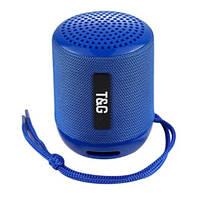 Bluetooth-колонка SPS UBL TG129, c функцией speakerphone, радио, blue