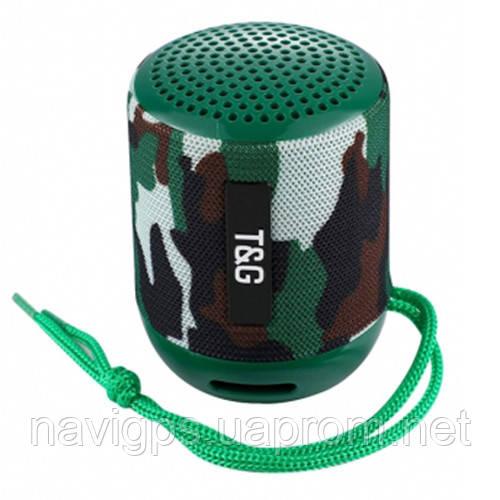Bluetooth-колонка SPS UBL TG129, c функцією speakerphone, радіо, camouflage