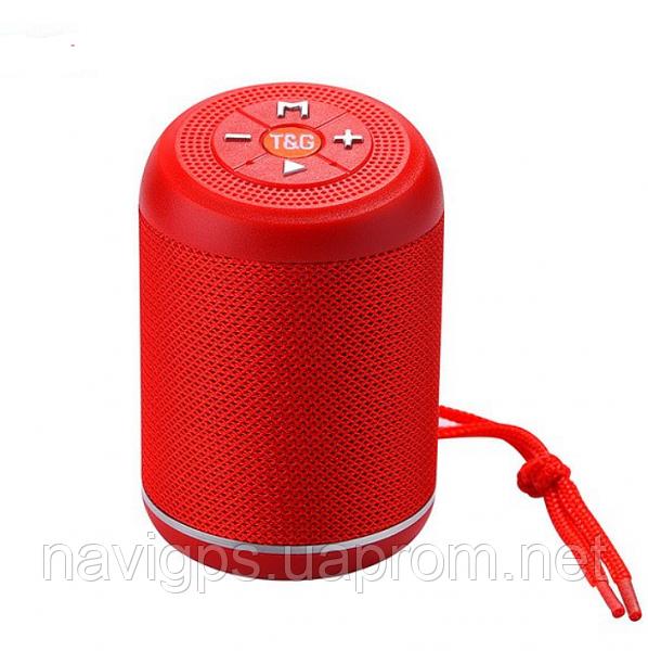 Bluetooth-колонка SPS UBL TG517, c функцией speakerphone, радио, red