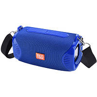 Bluetooth-колонка SPS UBL TG532, c функцією speakerphone, радіо, PowerBank, blue