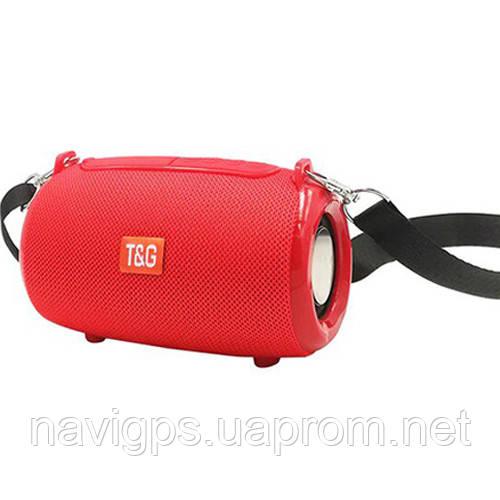 Bluetooth-колонка SPS UBL TG533, c функцией speakerphone, радио, red