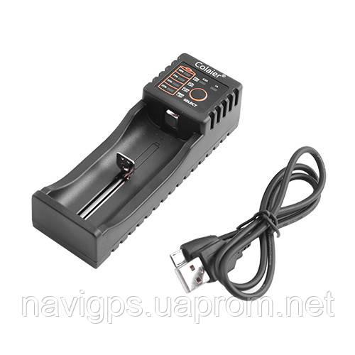 Зарядное устройство Lii-100, универсальное, 14500/16340/18650/26650, USB