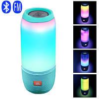 Bluetooth-колонки JBL PULSE 3, lightshow, PowerBank, радіо, speakerphone, фото 1