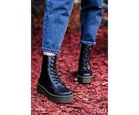 Кожаные ботинки Dr. Martens, фото 1
