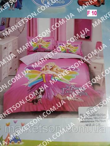 Детское постельное белье 5D. Фланель байка., фото 2