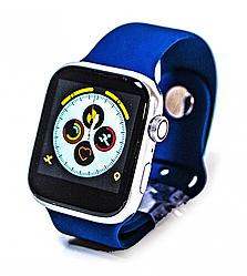 Смарт часы / Умные часы / Smart watch х7 (синий)