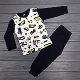 Детская Пижама  для мальчиков оптом р.3- 6 лет, фото 2