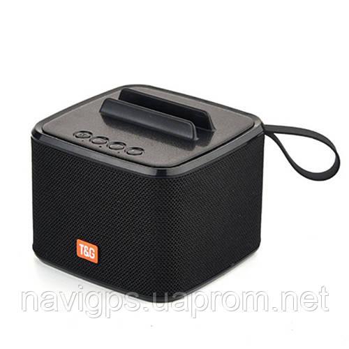 Bluetooth-колонка SPS UBL TG801, c функцією speakerphone, радіо, black