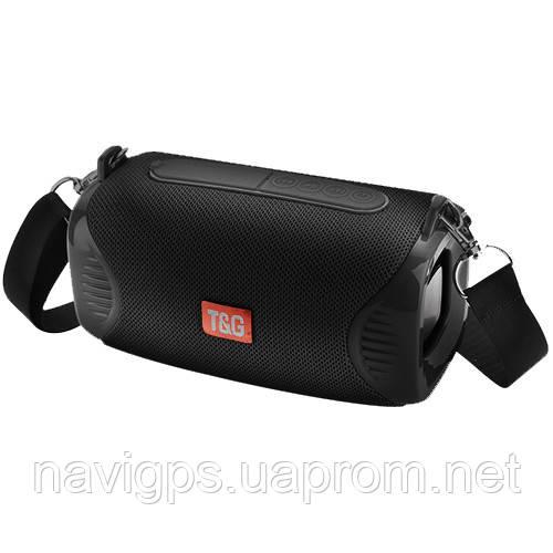 Bluetooth-колонка SPS UBL TG532, c функцией speakerphone, радио, PowerBank, black