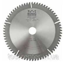 Дисковая фреза Konig для обработки внешнего угла 250х5/4х32х68/11,55