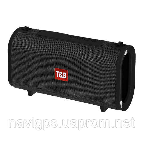 Bluetooth-колонка SPS UBL TG123, c функцией speakerphone, радио, black