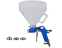 Штукатурный распылитель с пластиковым бачком GEKO G01114