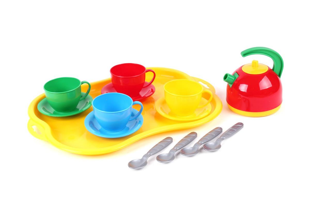Дитячий Набір посуду Маринка 6 Технок 1301